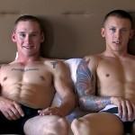 New Hot Recruits Tim & Corey Flip-Flop Fucking