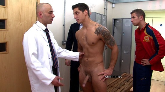 Medical physical spy gay i didn039t know if