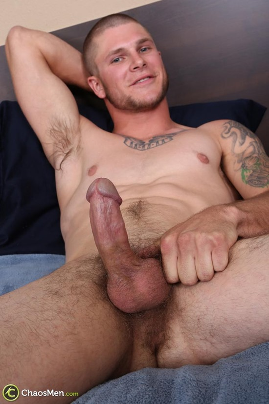 Solo Action Naked Straight Men Blog