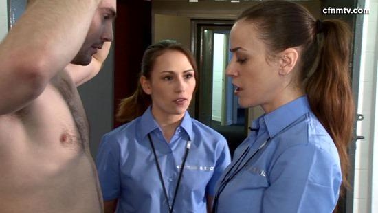 Real female cops cfnm phrase know