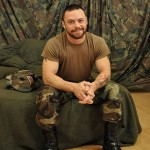 Private Tyler Ravages Sergeant Miles' Tight Military Ass
