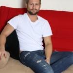 Beefy Bearded Hunk Bobby Clark Pounds Logan Vaughn's Hot Ass
