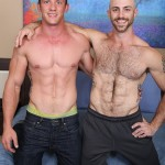 Ripped Stud Gavin Barebacks & Breeds Hairy Bearded Tatum