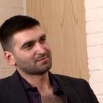 Masculine Arrogant Gangster George Fully Inspected By Pervy Men