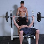 Bryan Cavallo Fucks Sebastian Young After Sweaty Workout