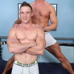 Muscle Stud Gavin Sevin Barebacks & Breeds Mark Stevens