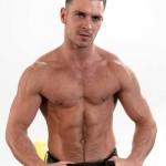 Muscular Studs Paddy O'Brian & Leo Domenico Flip-Flop Fucking