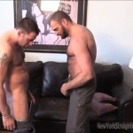 Straight Men Ramsey & Brock Suck Each Other's Cock