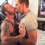 Two Michaels Suck Each Other's Cock