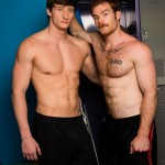 Hairy Extra-Hung James Jameson Fucks His Buddy Lance Alexander