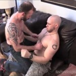 Rugged Straight Guys Michael & Dave Have Some Fun Together
