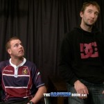 First Gay Experience For Straight Dudes Shamus & Alfie