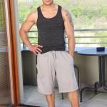 Smoking Hot Muscle Stud Martin Matousek Shoots A Big Load