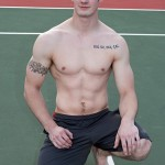 Sexy Ripped Straight Hunk Bill – Wrap Him Up, I'll Take Him