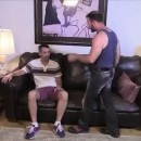 Hairy Masculine Men Michael & Jim Exchange Passionate Blowjobs