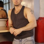 Ripped Stud Phenix Saint Pounds Saxon West Hard & Deep