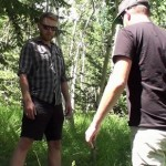 Bearded Men Seth & Aaron Suck Each Other Off In The Forest