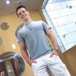 Extra-Hung Muscular Straight Stud Ricky Returns