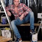 Straight British Porn Star Jack Mason Shows Off His 9-Inch Uncut Cock
