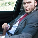 Rough Dominant Police Officer Edu Boxer Pounds Unsuspecting Businessman Gabriel Vanderloo