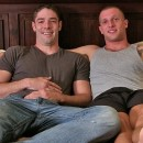Hung Muscled Military Stud Jake Breaks In Niko's Tight Ass