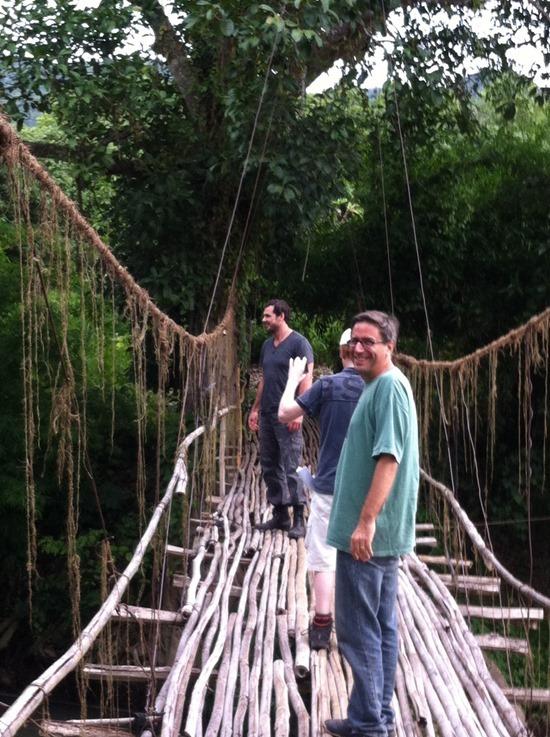 DanyPayne_stunt_scene_Chiang_Mai_for_Hunters