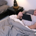 Elder Roberts Wakes Up With Raging Boner & Has To Do Something About It