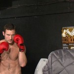 Pervy Photographers Have Some Fun With Hot Masculine Boxer Henry