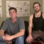 Straight Beefy & Hung Seaman Wyatt Experiments With Scruffy Handsome Dude Chambers