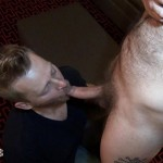 Anonymous Straight Hairy Guy Gets His Big Uncut Cock Serviced