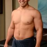 Beefy Marine Colt Gets His First Proper Helping Hand Massage