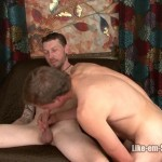 Manly Muscled Straight Dude Dale Gets His Huge Stiff Cock Professionally Serviced