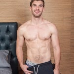 Gorgeous Straight Dude Dustin Holloway Gets Fucked For The First Time