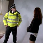 Beefy & Arrogant Police Constable Roger Punished By Pervy Ladies