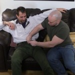Sexy Bearded Straight Man Brent Gets An Expert Blowjob From Cocksucker Dave
