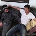 Handsome Italian Straight Dude Mario Gets Serviced