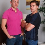 Muscled Straight Stud Aspen Fucks His Buddy Derek For The First Time