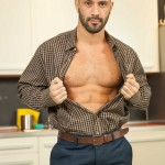 Horny Muscular Doctor Jessy Ares Fucks Flex's Eager Ass