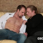 Muscular Studs Ondrej Oslava & Jack Braver Fuck Hard & Raw After Work