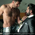 Cute Bearded Businessman Dani Robles Fucked Hard By Rough Mechanic Craig Daniel