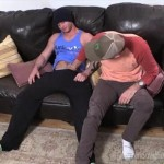 Muscled Straight Man Franco Fully Serviced By Cocksucker Jim