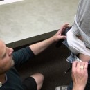Hot Extra-Hung Straight Man Gets Serviced