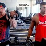Ripped Straight Stud Derek Jones Demolishes Sean Costin's Tight Ass