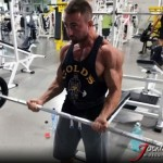 Hot Muscle Men Show Off Their Ripped Body In The Gym