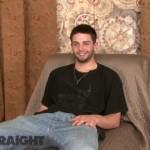 Hot & Hung Straight Stud Brad Gets His Very First Gay Handjob