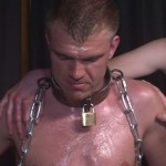 Manly Hetero Man John Stripped Naked & Fully Examined By Pervy Men
