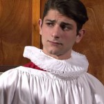 Handsome Innocent-Looking Choir Boy Lucas Gets Thoroughly Inspected By Pervy Gentlemen