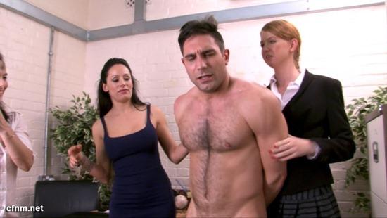 boy Cfnm punishment naked