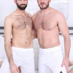 Hairy Bearded Tegan Barebacks & Breeds Vander's Hot Ass