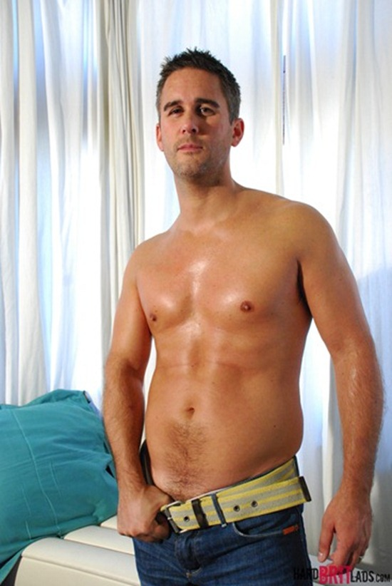naked uk Steve men hooper